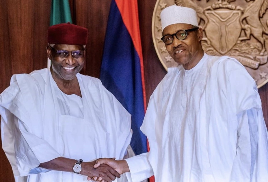 Buhari is investigating his late CoS, Abba Kyari, one month after demise