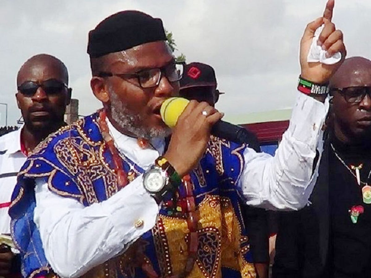 Only illegitimate Igbos are opposed to freedom of Biafra—IPOB Leader