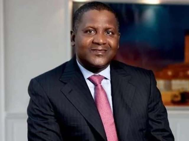 Dangote cement sustained 54,000 jobs in 4 African countries in 2019