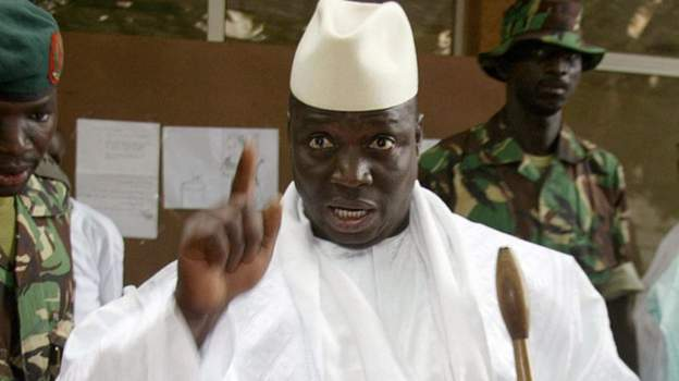 Jammeh's hit-man, Michael Sang, charged in US over 2006 coup planners