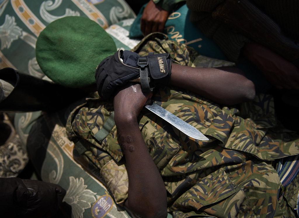 DR Congo: 11 die in militia ambush