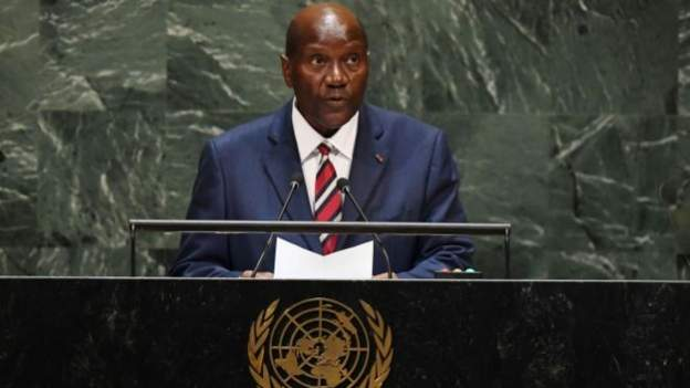 First Ivorian Vice-President, Daniel Kablan resigns