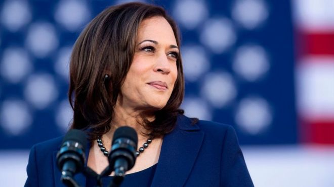 US Election: Biden's harsh critic, Harris, becomes his running mate