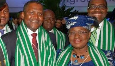 Dangote endorses, campaigns for Okonjo-Iweala to lead WTO as Azevêdo steps aside