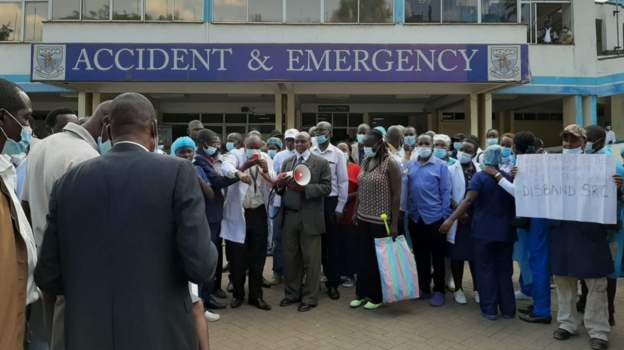 Court suspends strike at Kenyatta, East Africa's largest hospital