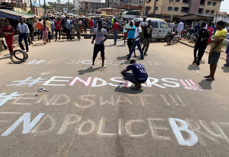 Protests in Nigeria: Police deploy Anti-Riot Personnel Nationwide