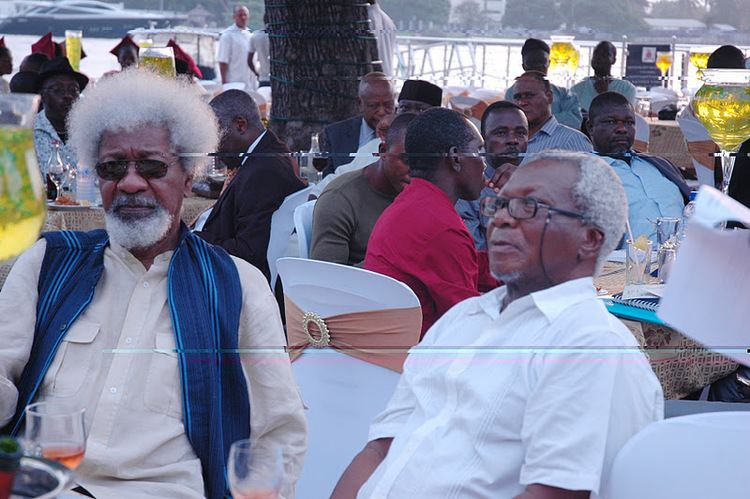 Song of a Goat Pepper-Soup—For J.P., By Wole Soyinka