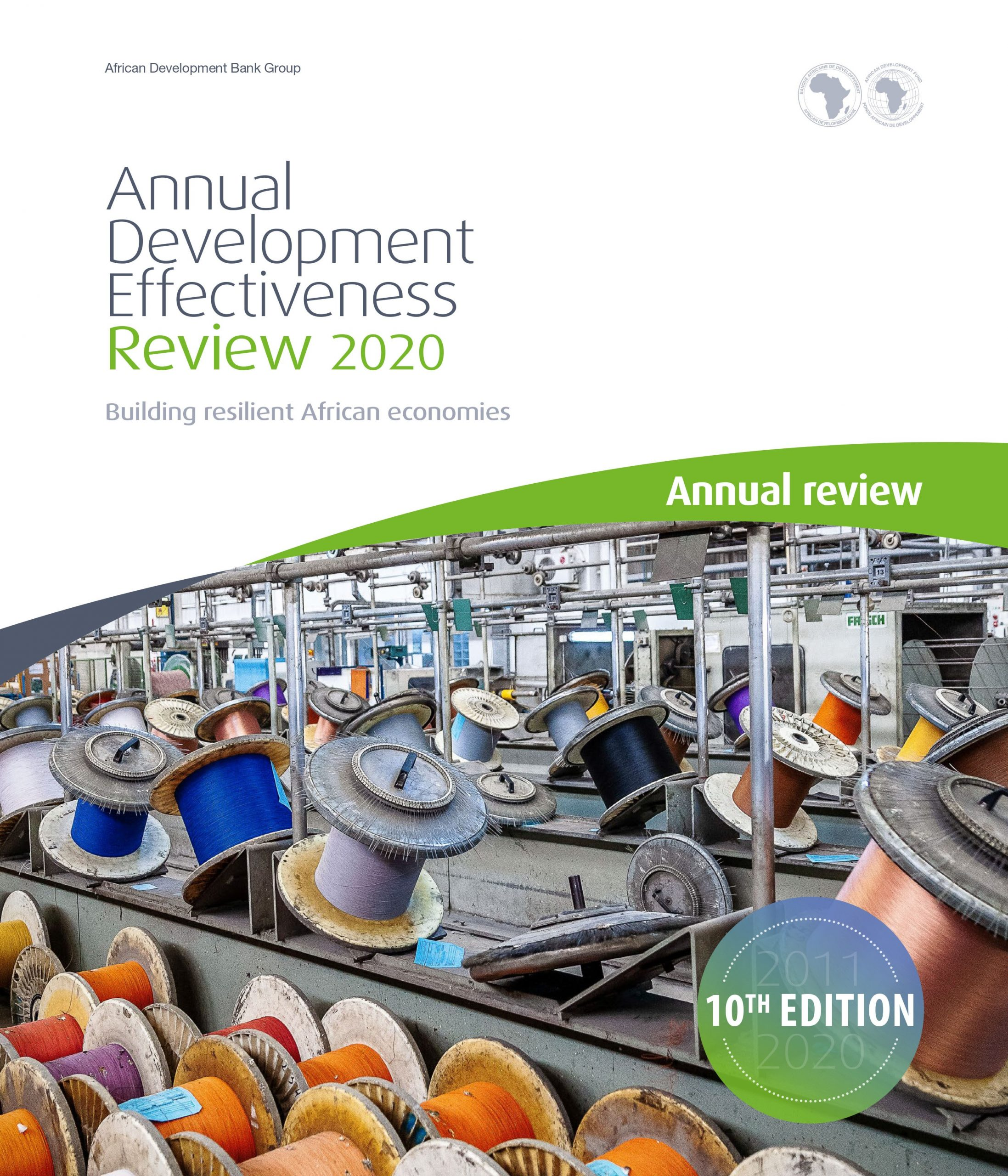 2020 ADER report says AfDB Spurring Development in Africa