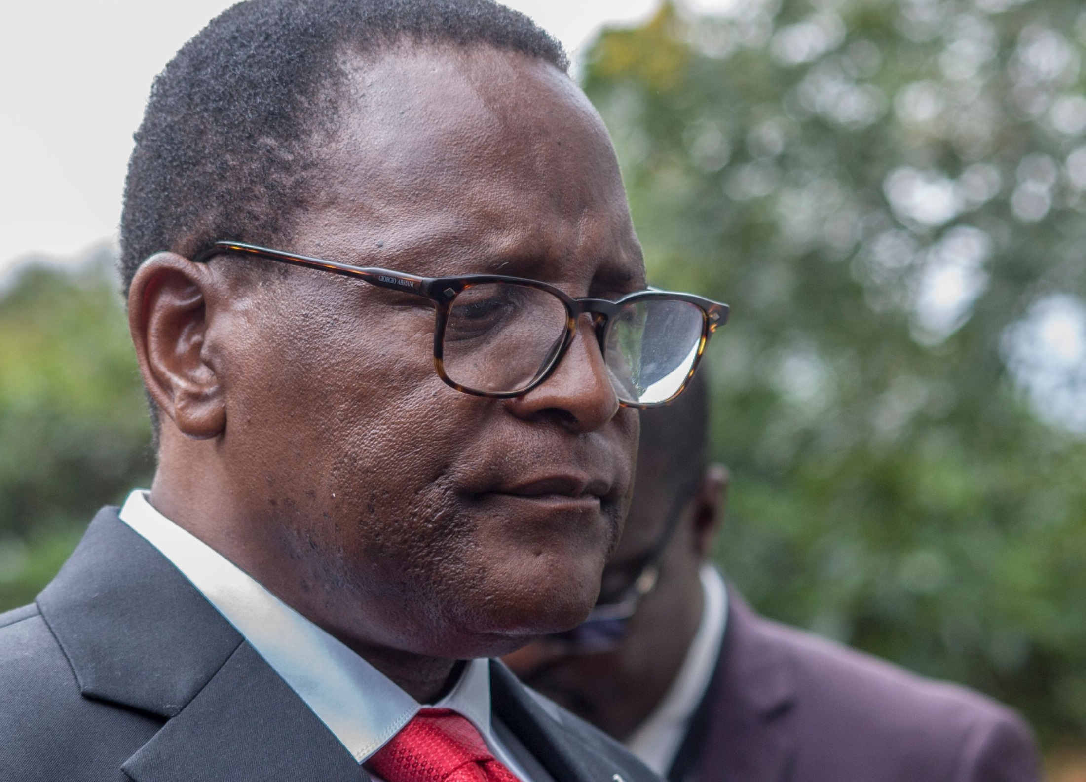 South Africa subjects Malawi president to rigorous checks at airport