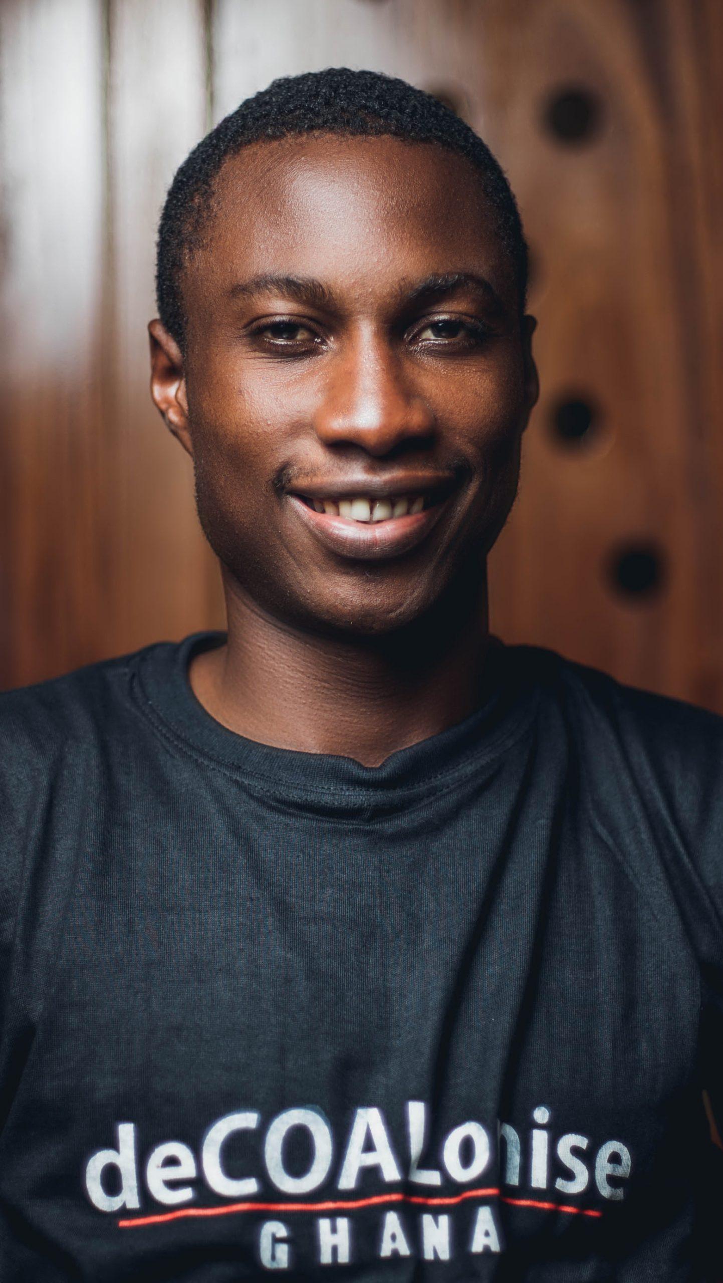 Chibeze Ezekiel from Ghana wins 2020 Goldman Environmental Prize