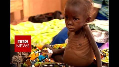 DR Congo 22 million population faces acute food shortage
