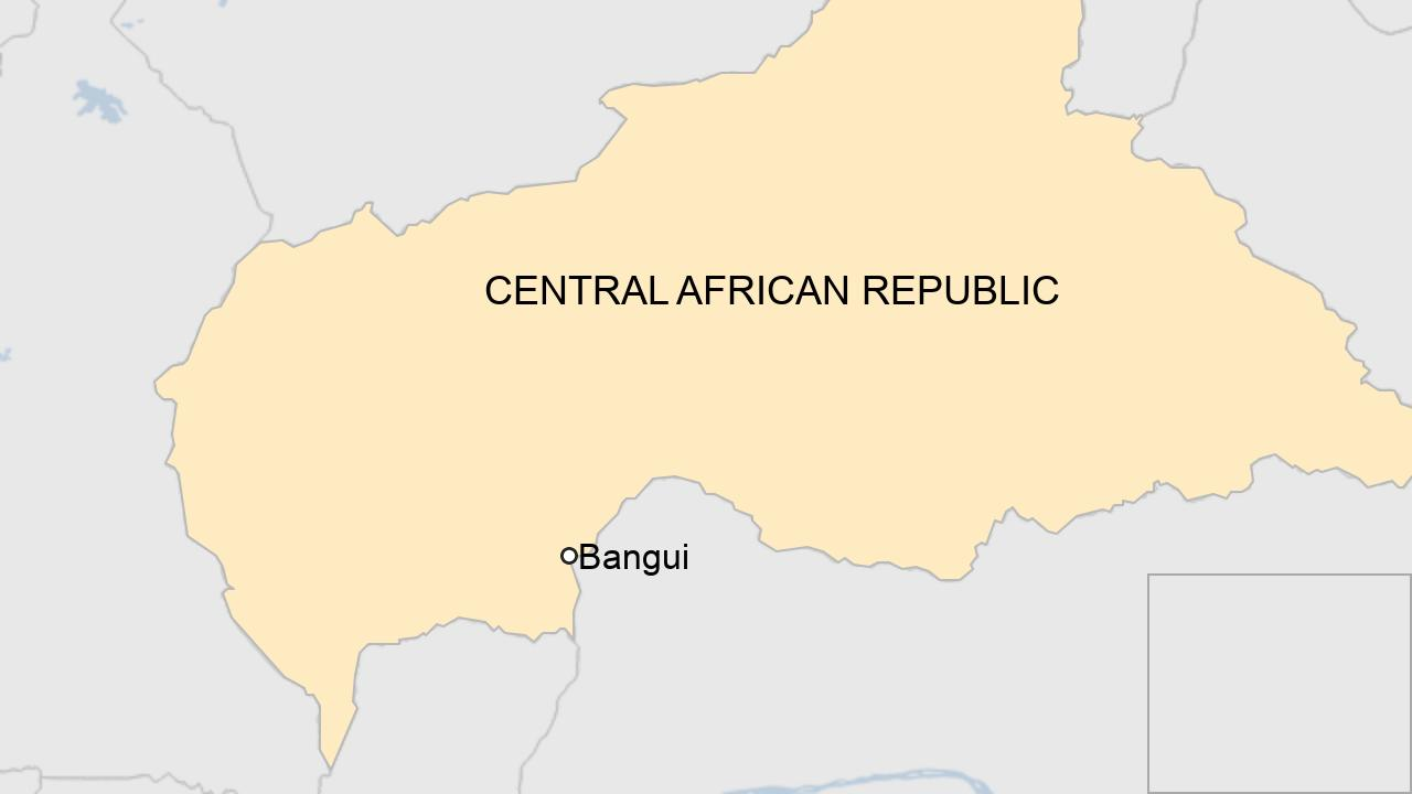 Unease, Emergency in Central African Republic as rebels surround Bangui