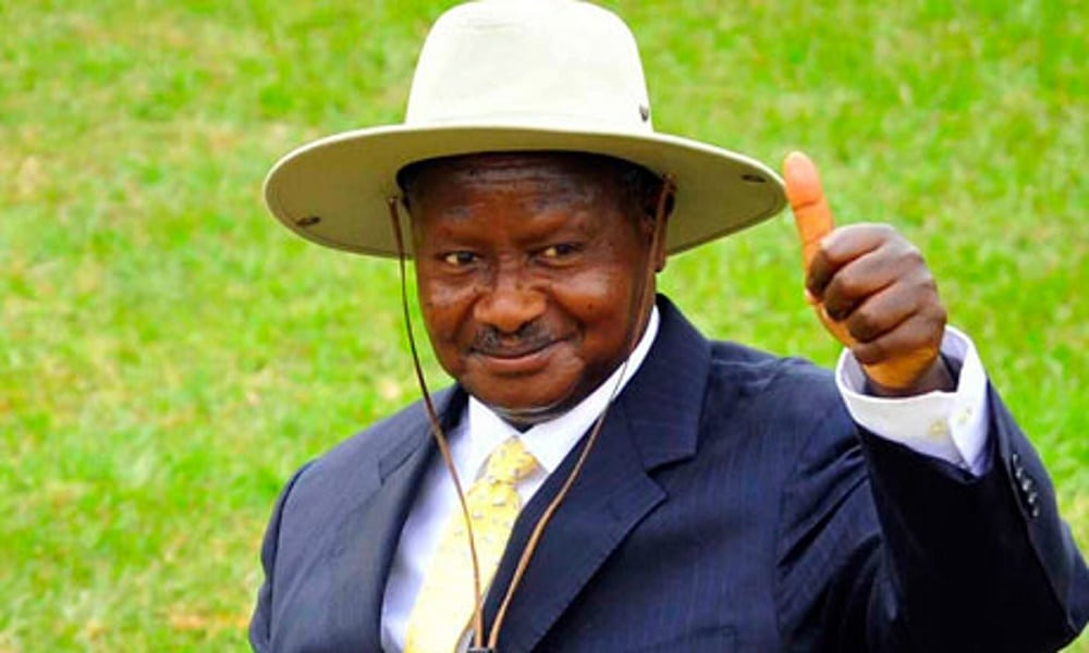 How Museveni rode to his 6th term on wings of fragmented opposition