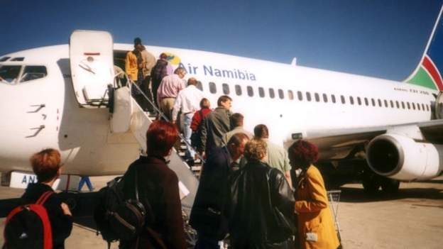 Air Namibia folds up, 600 workers out of job