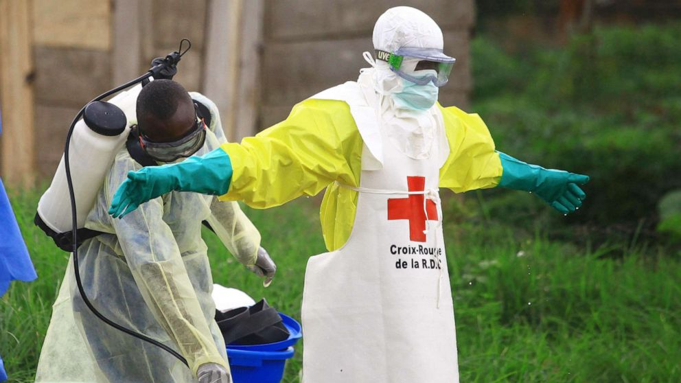 Red Cross Ups Responses Over Fears of Ebola Spread in West Africa