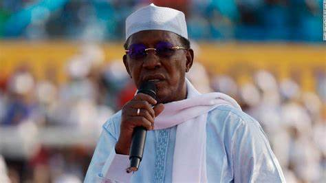 Insurgents Kill Idirss Deby, Chad's President