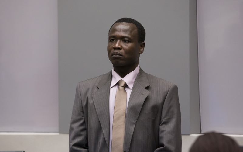 Dominic Ongwen sentenced to 25 years of imprisonment