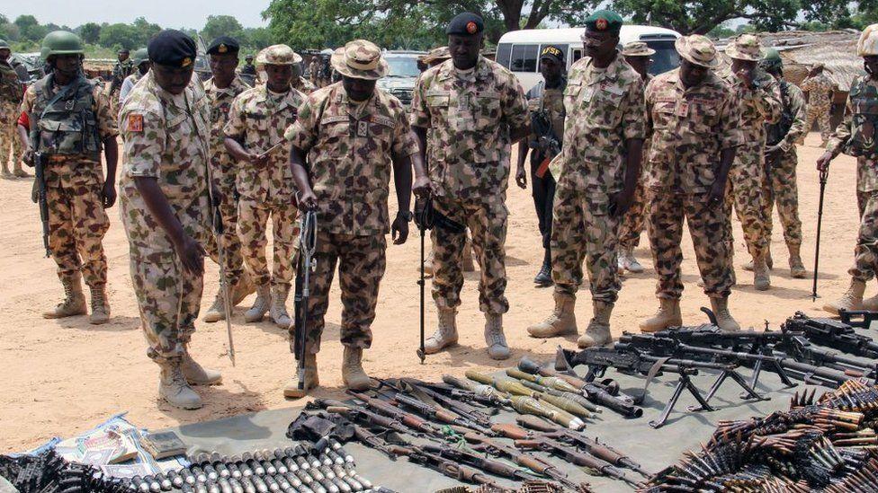 Corruption eats Nigeria's military, bolsters Boko Haram, says report