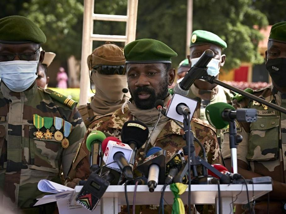 ECOWAS suspends Mali over military coup