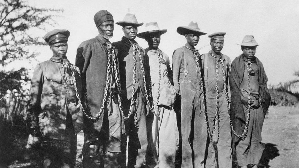 Germany officially apologises for Namibia genocide during colonial-era