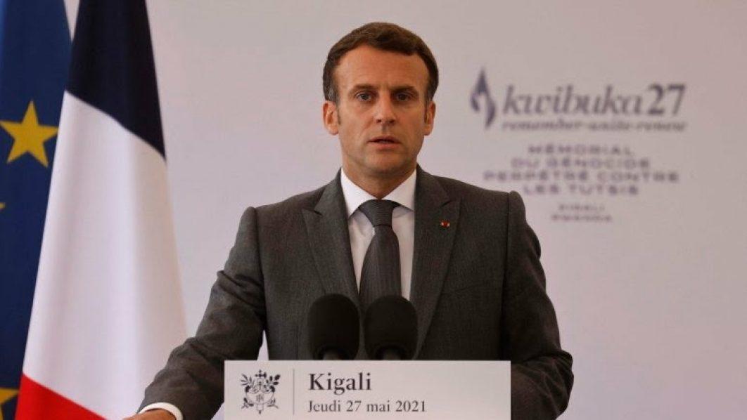 Macron admitted France turned blind eye during Rwanda genocide