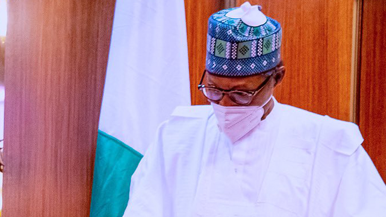 Nigerian leader says asking for country's restructuring is daydreaming