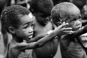 Tigray crisis: 30,000 children 'risk imminent death'