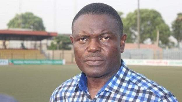Nigerian league's coach, Stanley Eguma, abducted