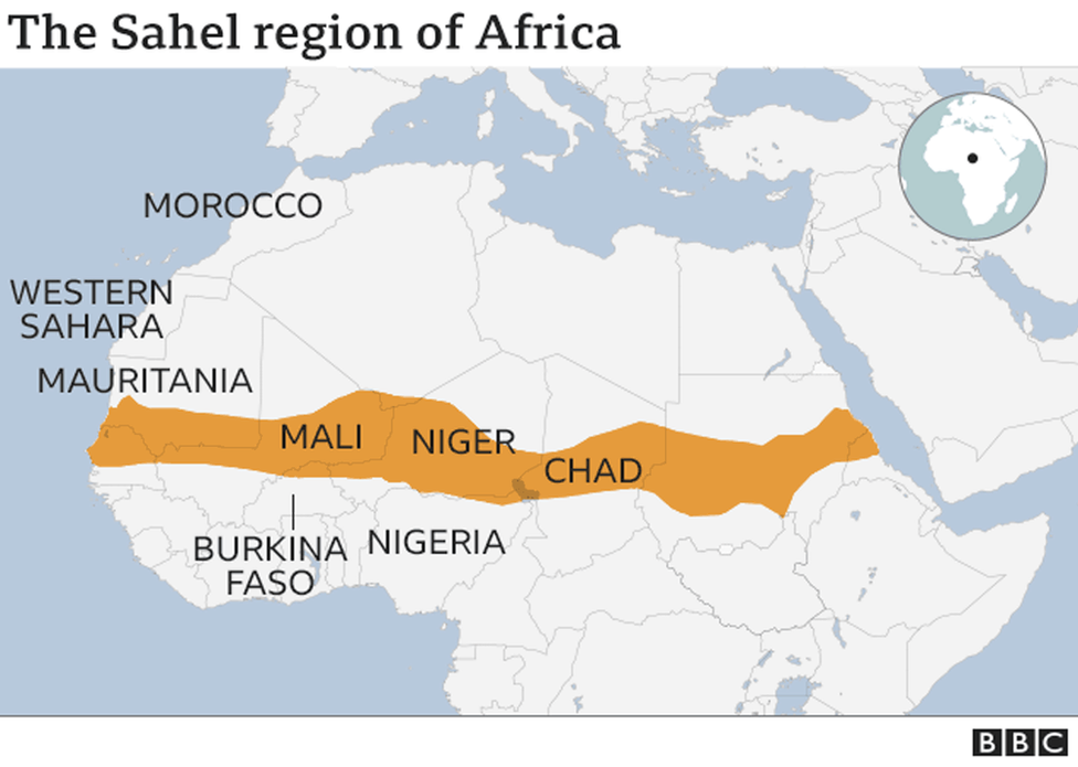Containment of Jihadists in West Africa is at a critical stage