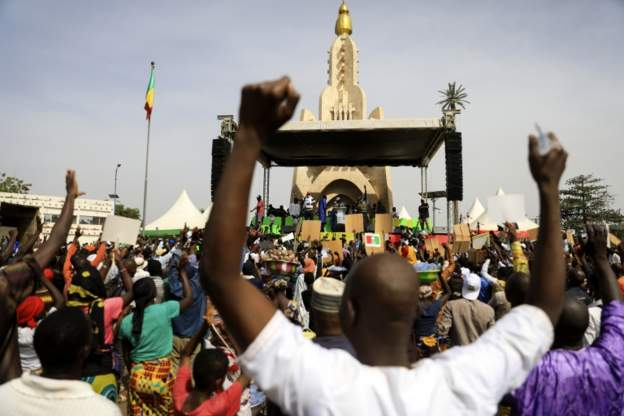 Calm likely to return in Mali as protest leader becomes PM