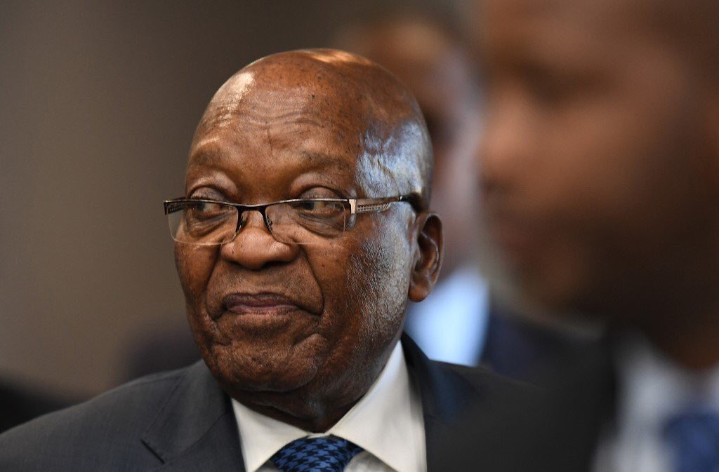 Ex-President goes to jail over corruption in South Africa