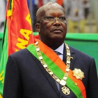 Jihadist Attack: Burkina Faso president, Christian Kaboré doubles as Defence Minister