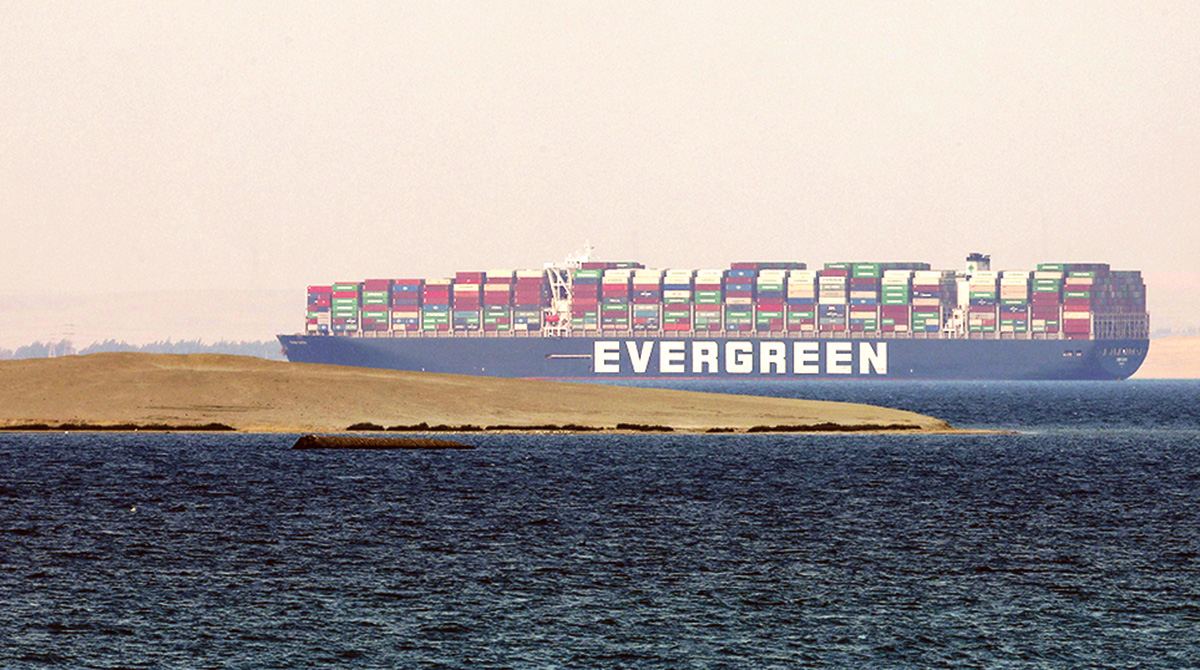Suez Canal Open as Ever Given sets sail after deal signed with Egypt