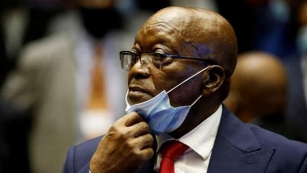 Zuma approaches High Court to upturn his jail term