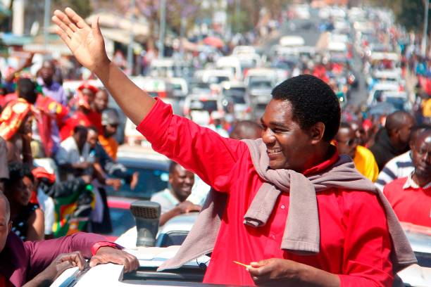 Hopes for Opposition Leaders as Hichilema is Sworn-in