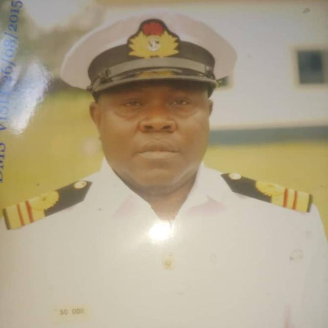 Tribute: An evening in Calabar with Late Surgeon Commander Stanley Odii