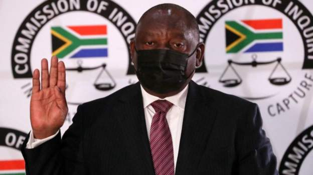 New Twist as Corruption Inquiry Queries President Ramaphosa in Zuma's Trial