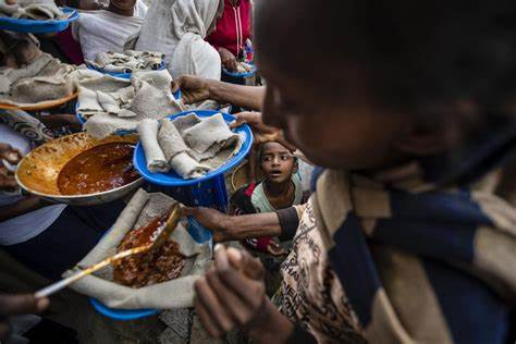 Ethiopian Govt. suspends aid organisations on rescue mission in Tigray