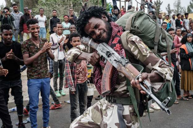 Ethiopia Tigray crises deepen as rebels form alliance against government